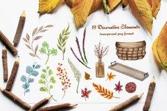 Amazing Pumpkins Watercolor Set Product Image 3