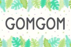Gomgom | Handwriting Font Product Image 1