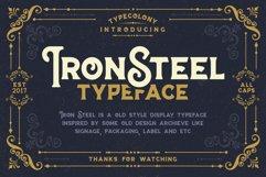 Iron Steel Product Image 2