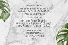 Web Font Erithink Font Product Image 2