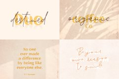 The Hand Lettered Font Bundle Product Image 4