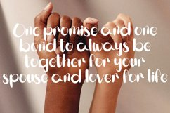 Friend Forever - Beautiful Handwritten Font Product Image 5