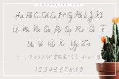 Sweet Petunia Handwritten Script Product Image 2