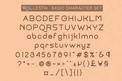 Rollestix - Rounded & Elegant sans serif Product Image 5