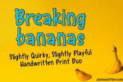 Breaking Bananas Print Duo Product Image 1