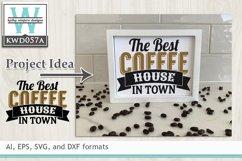 BUNDLED Coffee Cutting Files KWD057 Product Image 2