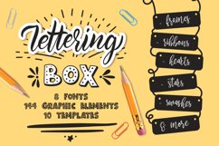 Lettering box Product Image 1