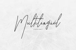 Good Wish Signature font Product Image 2