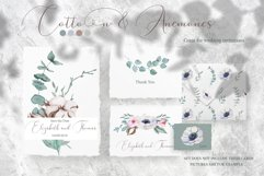 Cotton & Anemones Watercolor Set Product Image 3