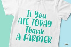 Farm Days Out - A Cute Handwritten Font. Product Image 2