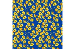 Spring flower pattern Product Image 1