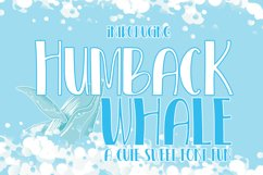Humback Whale Product Image 1