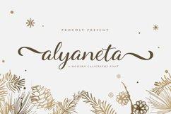 alyaneta script Product Image 1