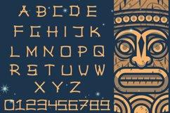 Hawaiian Tiki Island Font Product Image 2