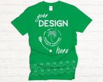 Gildan 64000 Mockup Bundle - Gildan Softstyle T-shirts Product Image 4