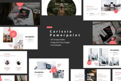 Carissia Powerpoint Templates Product Image 1