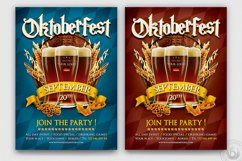 Oktoberfest Flyer Template V1 Product Image 1
