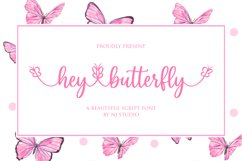 hey butterfly Product Image 1