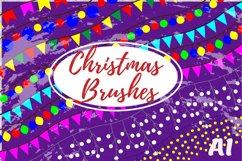 Christmas brushes#1 Product Image 1