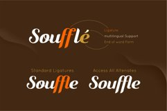 Syifa Script Product Image 2