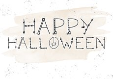Skeleton - A Fun Halloween Font Product Image 2