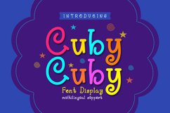 Cuby-Cuby Product Image 1