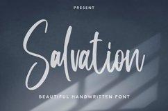 Salvation - Beautiful Handwritten Font Product Image 1