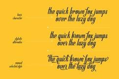 Allema Script Font Product Image 4