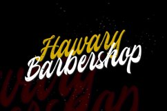 Hovercity script font Product Image 5