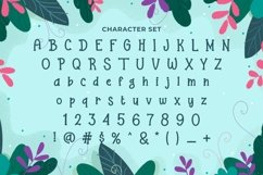Web Font Marboss Product Image 3