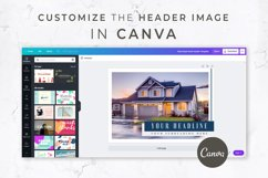 Email Template for Mailchimp & Canva | Real Estate | Realty Product Image 6