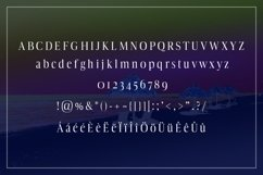 Web Font Speedwell Product Image 5