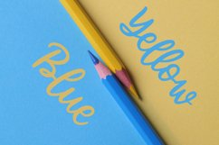 Bubble Bingo - Handwritten Script Font Product Image 6