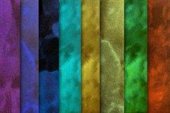 Deep Dark Watercolor Digital Papers Product Image 2