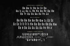 Web Font CATAIN19 Product Image 5