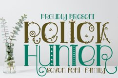 Relick Hunter Product Image 1