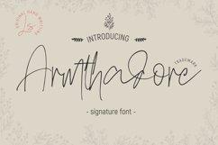 Hand Writing Font Bundle Product Image 2