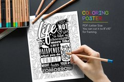 Coloring Quote Product Image 1