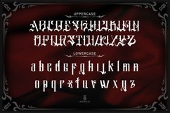 Salliery | Gothic font Product Image 5