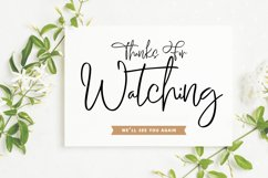 Roombays - Narutaly Flow Handwriting Script Font Product Image 6