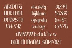 Gravita | Unique Serif Typeface Product Image 6