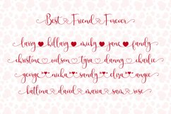 This Mate Font Duo - Heart Swash and Fun Script Product Image 6