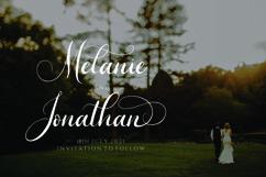 The Julayna - Wedding Font Product Image 6