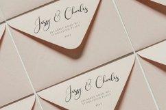 Elisabeth Raelyn - Wedding Calligraphy Product Image 6