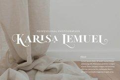La Vieste - Elegante Serif Product Image 6