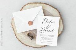 Le Vangeline - Wedding Font Product Image 6