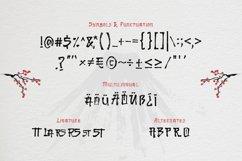 Hakio - Japanese Brush Font Product Image 3