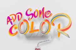 Candy Colour Font Product Image 3