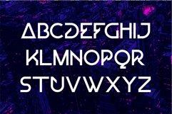 Quadron | Future Font Product Image 6