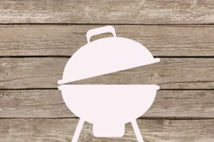The Grill Master Svg Product Image 5